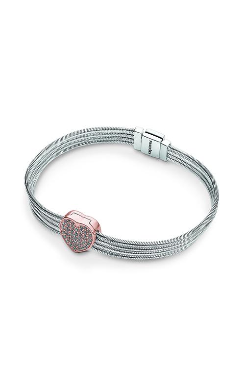 Pandora Pavé Heart Reflexions™ Bracelet Gift Set B801276-17 product image
