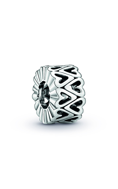 Pandora Openwork Freehand Heart Spacer Charm 798694C00 product image