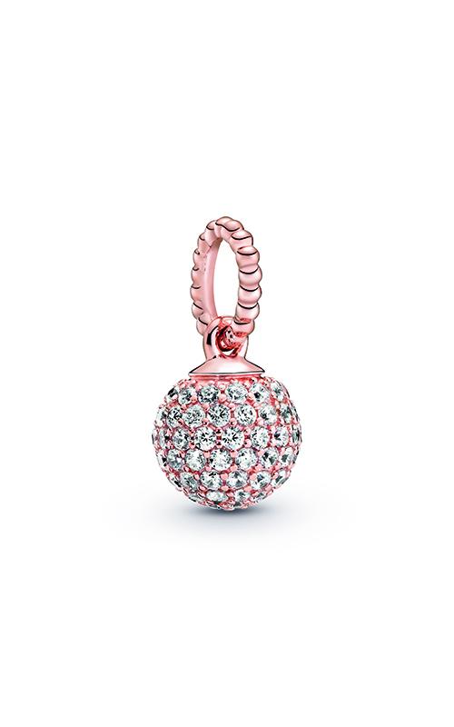 Pandora Rose™ Pavé Ball Pendant 388686C01 product image