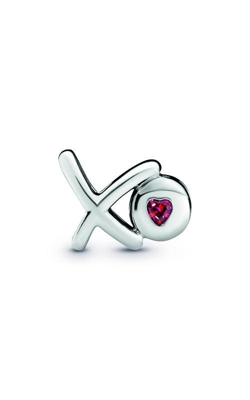 Pandora XO Script Charm 797842CZR product image