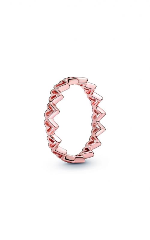 Pandora Freehand Hearts Ring 188696C00-48 product image