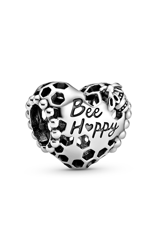 Pandora Bee Happy Honeycomb Heart Charm 798769C00 product image