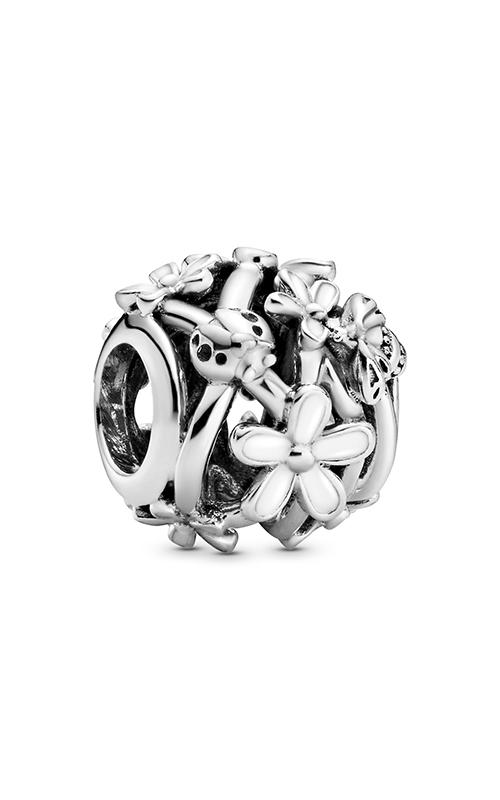Pandora Openwork White Daisy Flower Charm 798772C01 product image