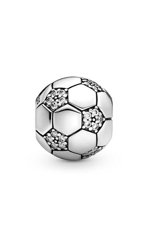 Pandora Sparkling Soccer Charm 798795C01 product image
