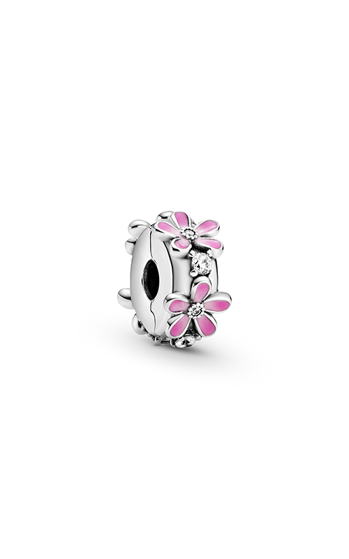 Pandora Pink Daisy Flower Clip Charm 798809C01 product image
