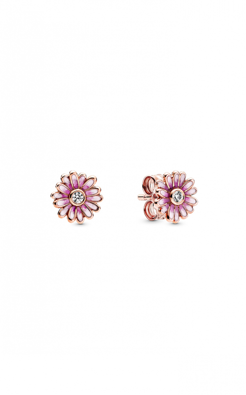 Pandora Rose™ Pink Daisy Flower Stud Earrings 288773C01 product image