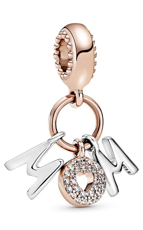 Pandora Rose™ Mom Letters Dangle Charm 788828C01 product image