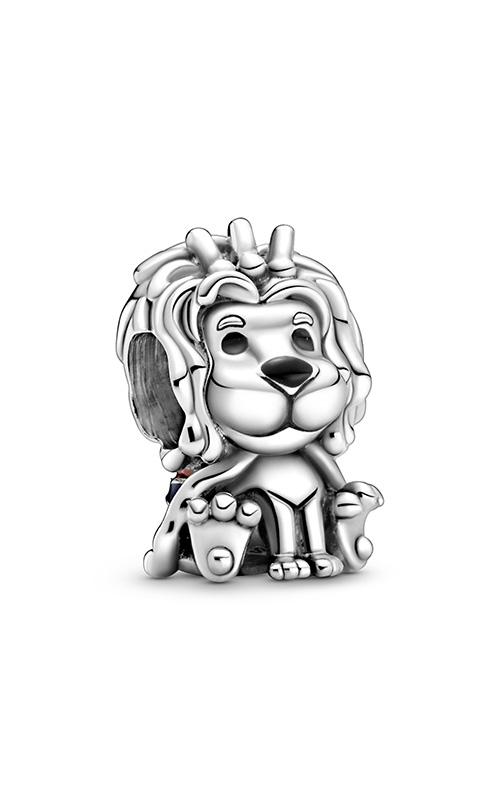 Pandora Wavy Union Jack Lion Charm 799032C01 product image