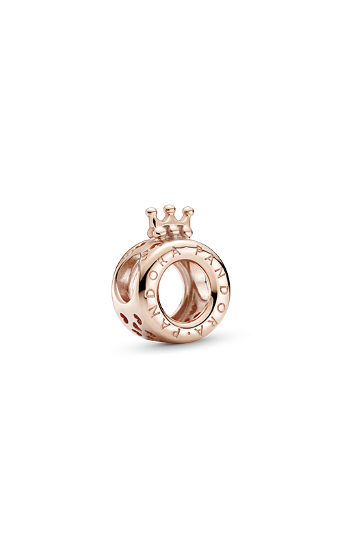 Pandora Rose™ Logo & Crown O Charm 789036C00 product image