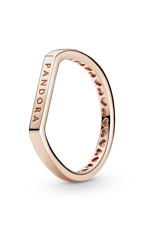 Pandora Rose™ Logo Bar Stacking Ring 189048C00-54 product image