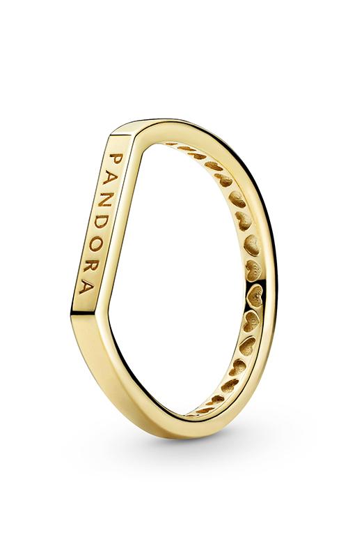 Pandora Shine™ Logo Bar Stacking Ring 169048C00-54 product image