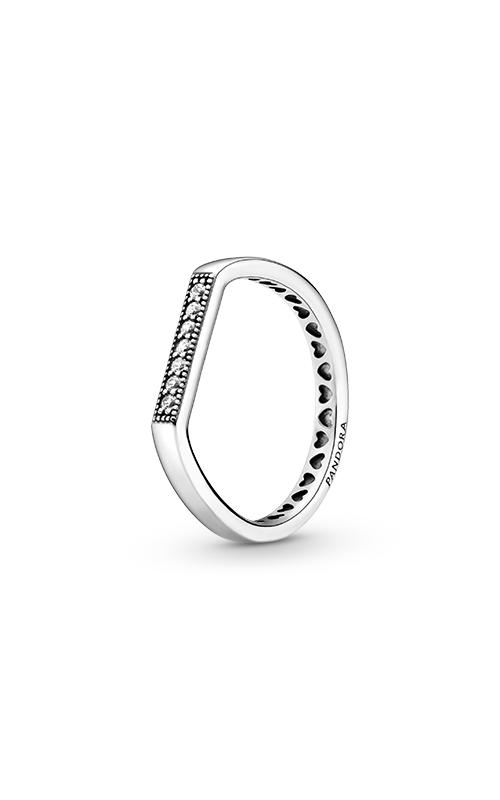 Pandora Sparkling Bar Stacking Ring 199041C01-50 product image