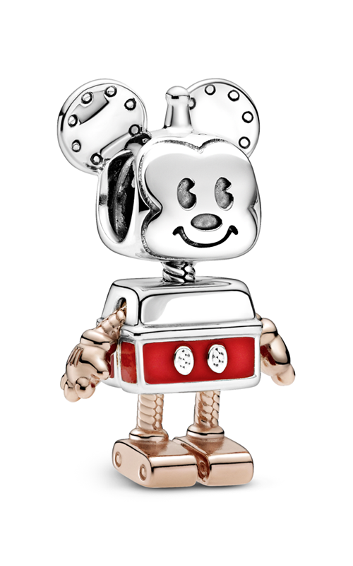 Pandora Autumn Disney Mickey Mouse Robot Charm 789073C01 product image