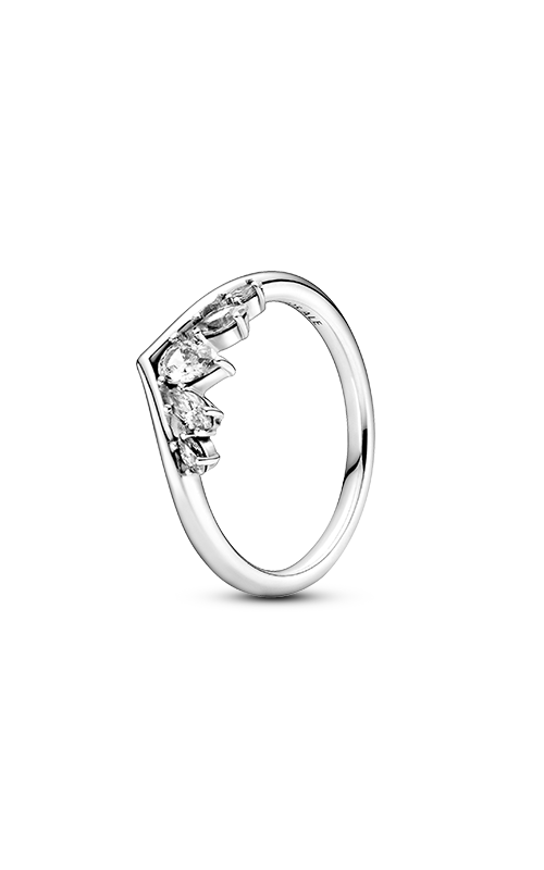 Pandora Sparkling Pear & Marquise Wishbone Fashion Ring 199109C01-50 product image
