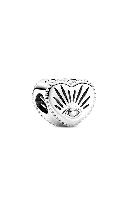 Pandora All-seeing Eye & Heart Charm 799179C00 product image