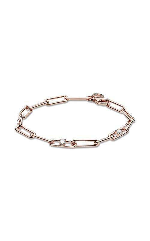 Pandora Link Chain & Stones Bracelet 589177C01-16 product image