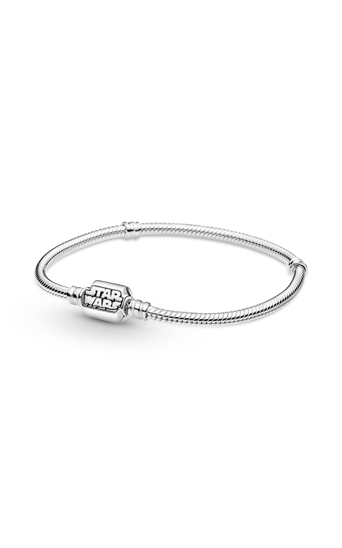 Pandora Moments Star Wars Snake Chain Clasp Bracelet 599254C00-17 product image