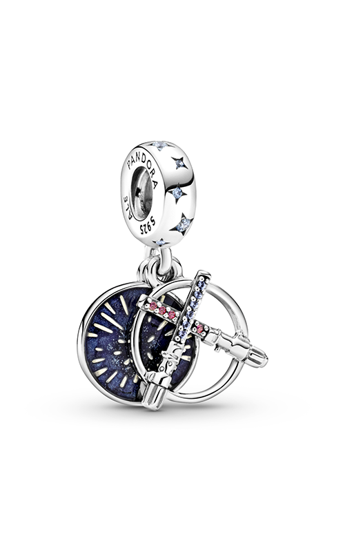 Pandora Star Wars Lightsaber Double Dangle Charm 799252C01 product image
