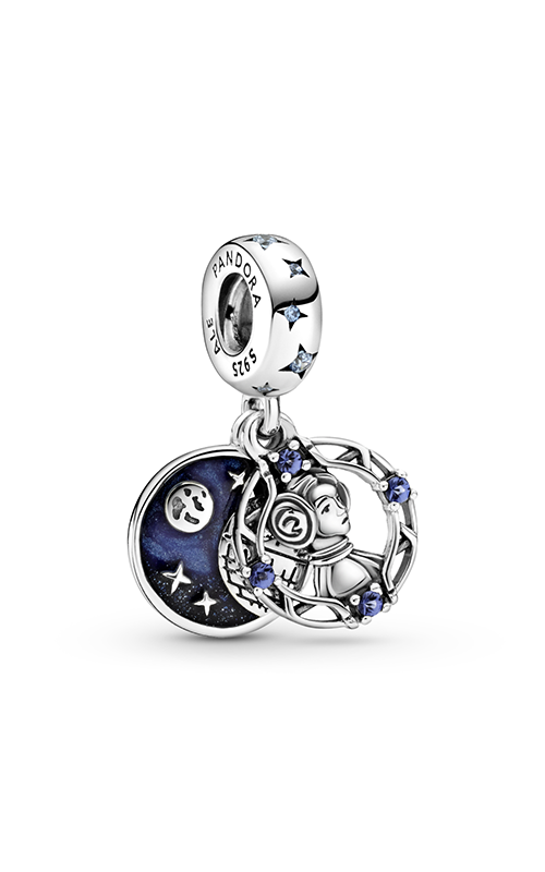 Pandora Star Wars Princess Leia Double Dangle Charm 799251C01 product image
