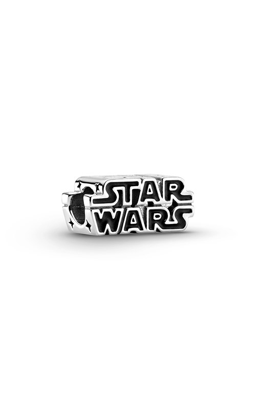 Pandora Star Wars Silver 3D Logo Charm 799246C01 product image