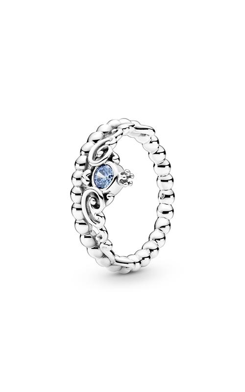 Pandora Disney, Cinderella Blue Tiara Ring 199191C01-48 product image