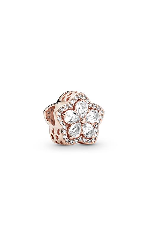 Pandora Sparkling Snowflake Pave, Clear CZ Charm 789224C01 product image