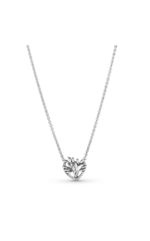 Pandora People Heart Family Tree Collier Necklace 399261C01 product image