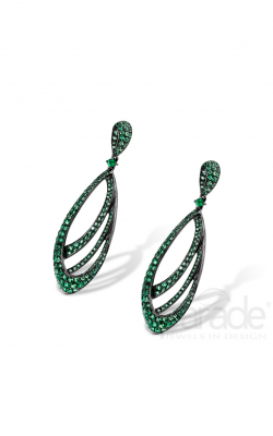 Parade In Color Earrings E3186A-TSV product image