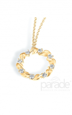Parade Lyria Leaves Necklace N1976A-YG product image