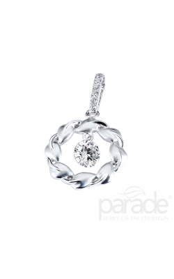 Parade Lyria Leaves Pendant P2135A-YW product image
