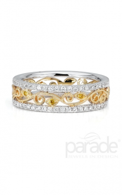 Parade Charites Wedding Band BD2170A-YD product image