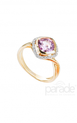 Parade In Color Fashion Ring R2595-C1-YWFS2 product image