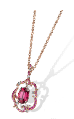 Parade In Color Necklace P3348-O1-RWFS product image