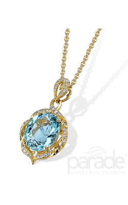 Parade In Color Necklace P3356-O1-FS product image