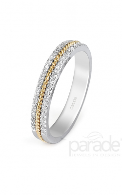 Parade Speira Wedding Band R2196-R1-WYBD product image