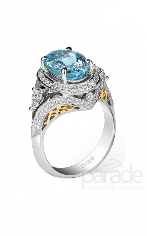 Parade in Color Fashion ring R1582A-WYFS product image