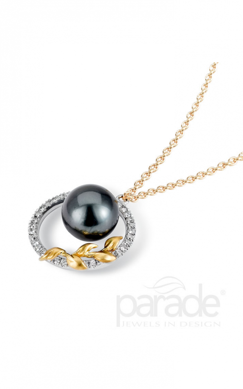 Parade Lyria Leaves Necklace N2183A-WYPRL product image