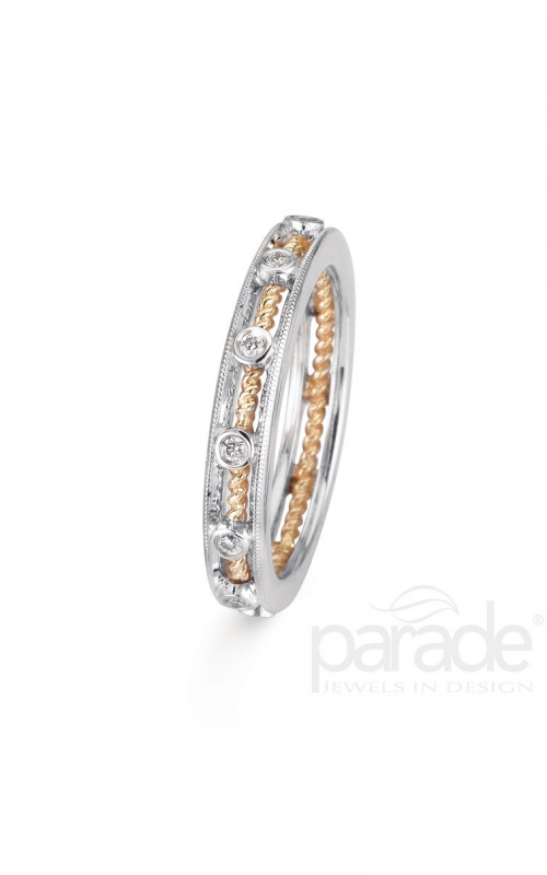 Parade Charites Wedding band BD2188A-WY product image