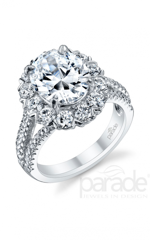 Parade Classic Engagement ring R3005-O1 product image