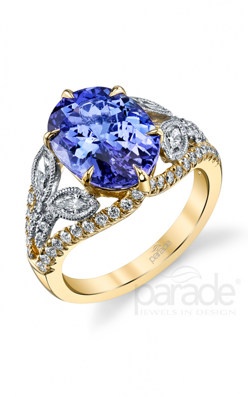 Parade in Color Fashion ring R3344-O1-YWFS product image