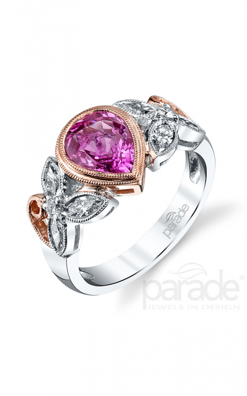 Parade in Color Fashion ring R3319-P1-WRFS2 product image