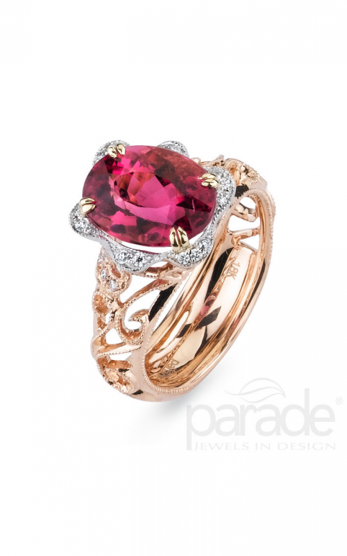 Parade in Color Fashion ring R2920-O1-WRFS product image