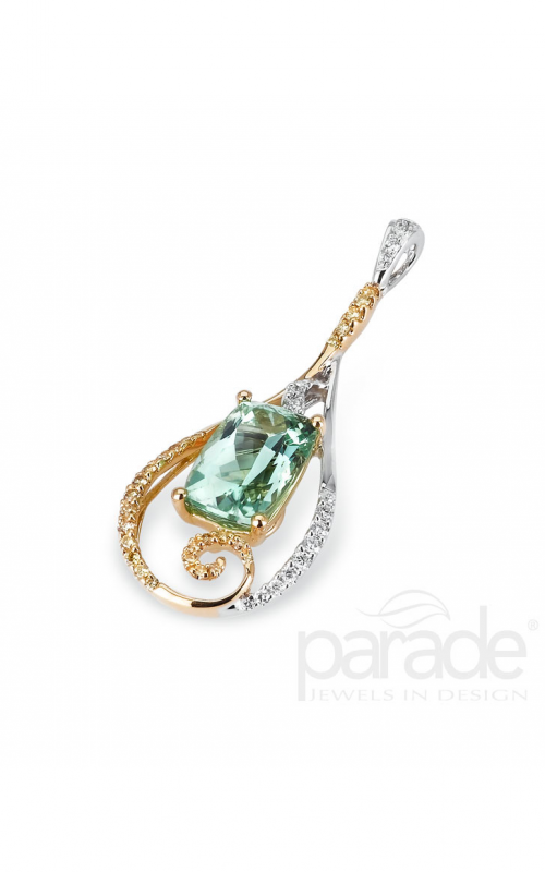 Parade in Color Pendant P2502-C1-WYFS product image