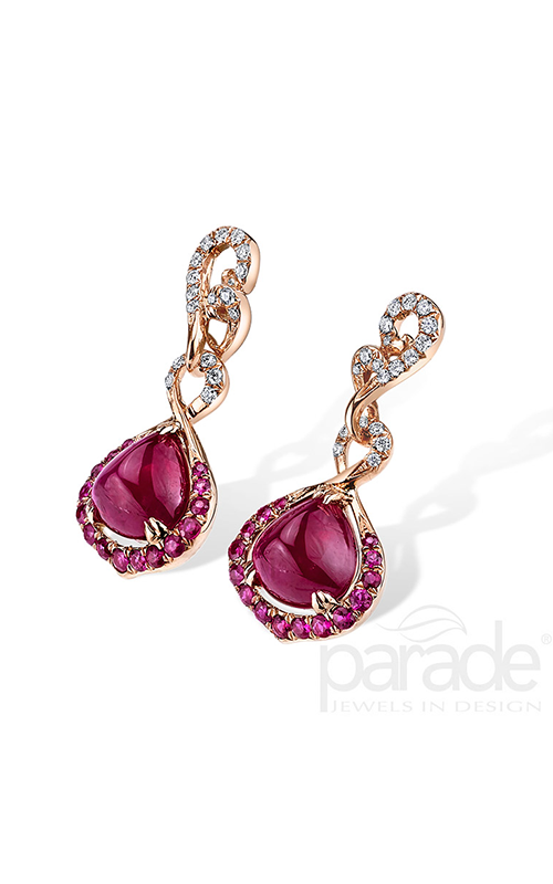 Parade in Color Earrings E3640-P1-FS product image