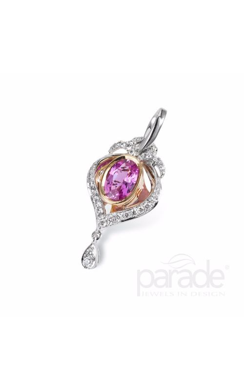 Parade in Color Necklace P2773-O1-WYFS2 product image