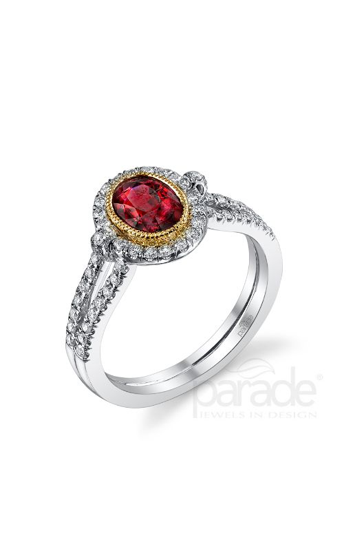 Parade in Color Fashion ring R2167-O3B-WYFS2 product image