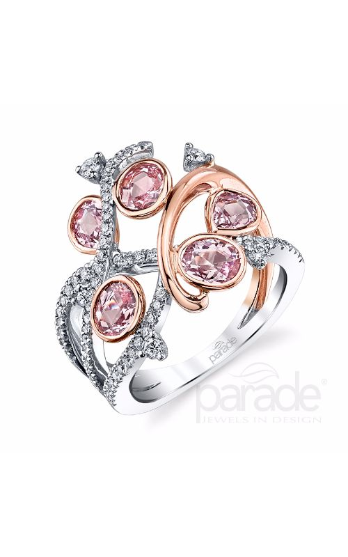 Parade in Color Fashion ring BD3412A-WR product image