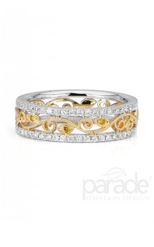 Parade Charites Wedding band BD2170A-YD product image