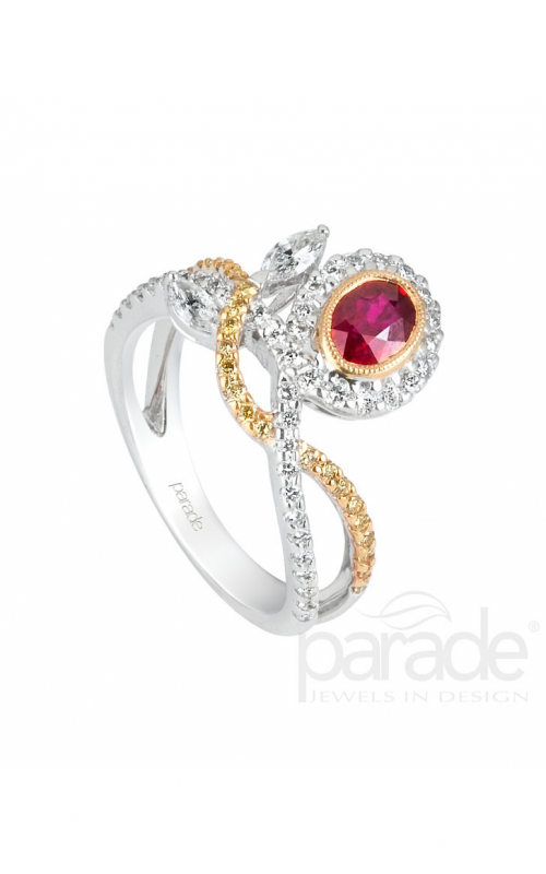 Parade in Color Fashion ring R2719-O1-WYFS2 product image