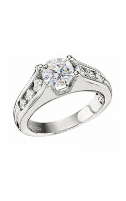 Peter Storm Classically Naked Engagement ring WS74W product image
